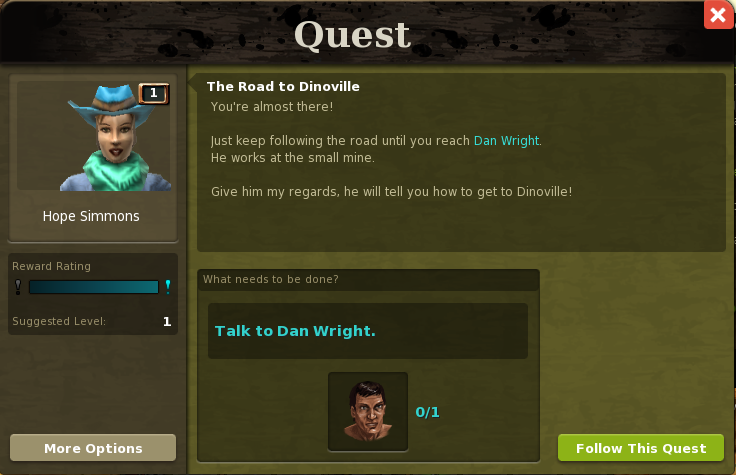 Second quest