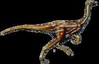 Ornithomimus-dinosaur