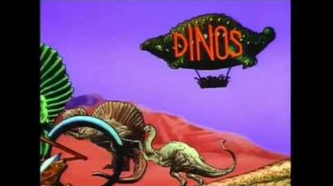 """Dinosaurs, Dinosaurs, Dinosaurs"" Revisited"