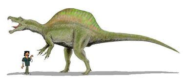 ChriSpinosaurus