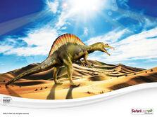Prehistoric desert