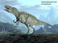 2 Acrocanthosaurus Craig Brown 550 watermark
