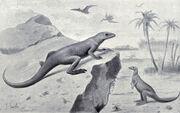Obsolete Hypsilophodon