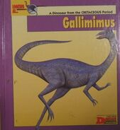 Looking At Gallimimus