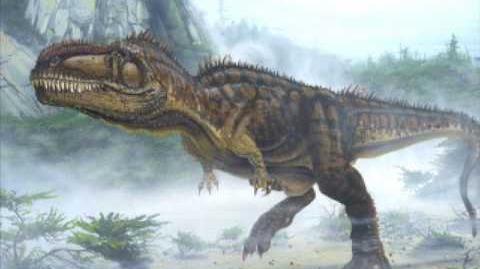 Gigantosaurus Tribute