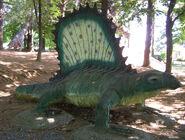 Dinoland dimetrodon