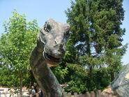 Brontosauro (Italia in miniatura)