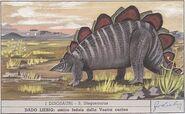 I Dinosauri - Stegosaurus