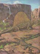 Burian Dimetrodon small