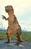 Dinosaur-Land T-Rex
