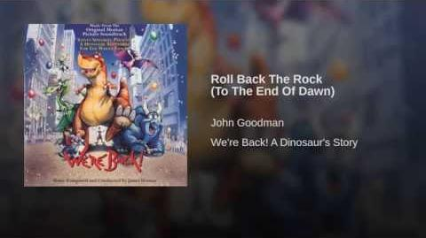 Roll Back The Rock (To The End Of Dawn)