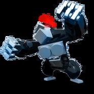Stromling Ape render