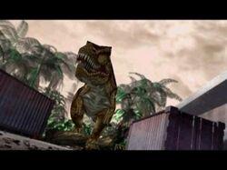 DinoCrisis2T-Rex