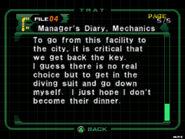 Manager's diary, mechanics (dc2 danskyl7) (1)