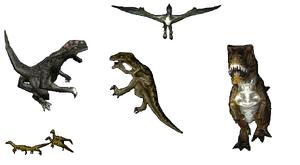 Dino Crisis Dinosaurs