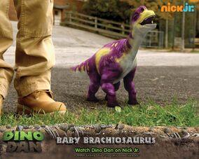 Dinodanbabybrachiosaurus