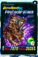 Super Rare Pentaceratops