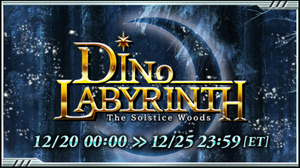 Dino Labyrinth