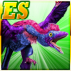 Super Rare Microraptor