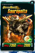 Super Rare Sauropelta