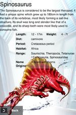 Album Rare Event Exclusive Spinosaurus