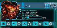 Acrocanthosaurus Info Icon