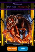 DR allo- king beast april