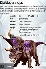 Album Rare Normal Diabloceratops