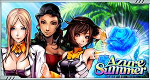 Azure Summer Icon