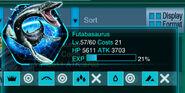 Futabasaurus Info Icon