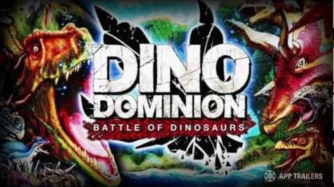 Dino dominion app video trailer
