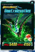 Super Rare Quetzalcoatlus