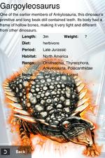 Album Super Rare Gargoyelosaurus