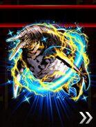 SS Rare Shonisaurus in Mystic Cage