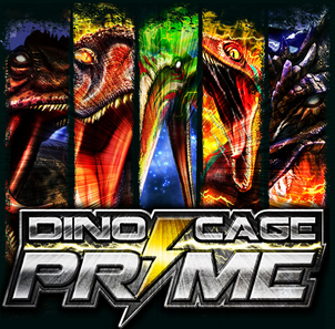 Dino Prime Cage Announcement
