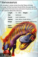 Album Super Rare Blitz Titanosaurus