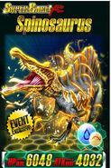 Super Rare Event Exclusive Spinosaurus