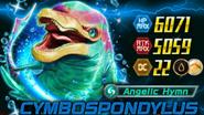 Super Rare CYMBOSPONDYLUS