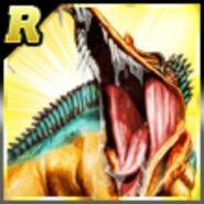 Rare Baryonyx