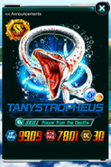 SS Rare Tanystropheus