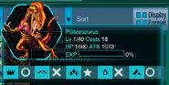 Plateosaurus Info Icon