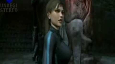 Tomb Raider Lara Croft Tribute