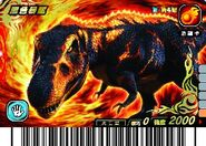 Carta Black Tyrannosaurus