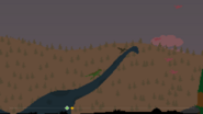 Spotted Sauropod