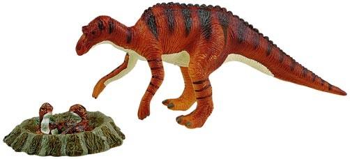 File:Maiasaura with nest web.jpg
