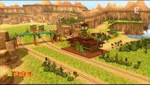 Troodon town