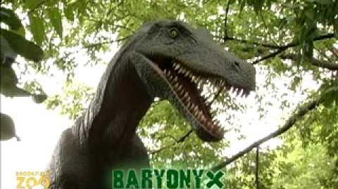 Mesozoic Idol Baryonyx Week 5