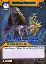 Tragic Sphere TCG Card 2-Silver (French)