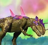Rajasaurus (Spectral Armor) 2