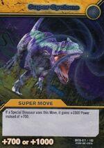 Super Cyclone TCG Card